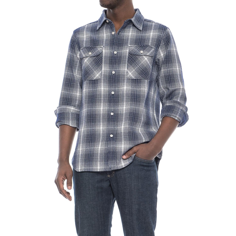 da2219de2 The North Face Alpine Zone Shirt - Long Sleeve (For Men)