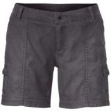 The North Face Amanda Shorts - Stretch Cotton (For Women)