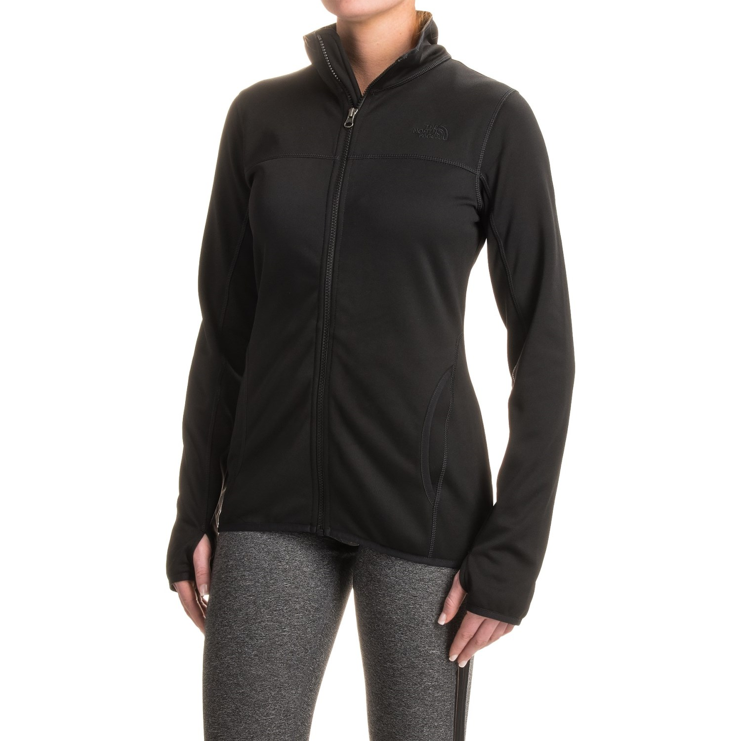north face long womens jacket