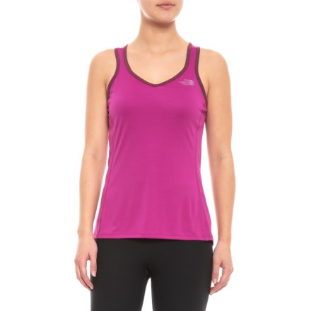983aee083861d The North Face Ambition Tank Top (For Women) in Wild Aster Purple -  Closeouts