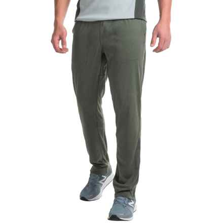 The North Face Ampere Shifty Pants (For Men) in Climbing Ivy Green Heather - Closeouts