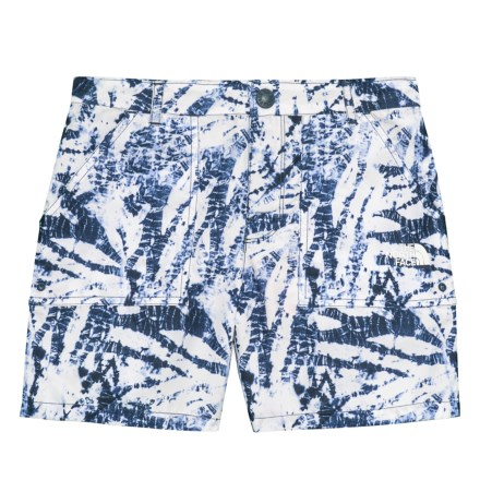 cd24dccbe The North Face Amphibious Shorts - UPF 50 (For Little and Big Girls) in