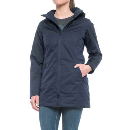 The North Face Ancha Parka - Waterproof, Insulated (For Women) in Urban Navy - Closeouts