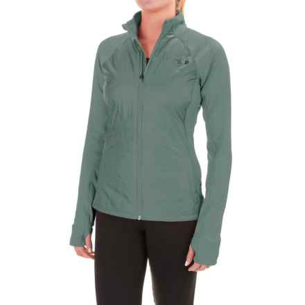 The North Face Animagi Jacket - Insulated (For Women) in Balsam Green - Closeouts
