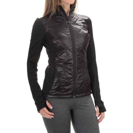 The North Face Animagi Jacket - Insulated (For Women) in Tnf Black - Closeouts