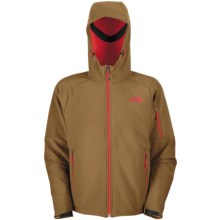 The North Face Apex Android Jacket - Hooded (For Men) in Utility Brown - Closeouts
