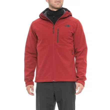 The North Face Apex Bionic 2 Hoodie (For Men) in Cardinal Red/Cardinal Red - Closeouts