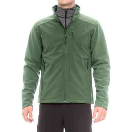 The North Face Apex Bionic 2 Soft Shell Jacket (For Men) in Thyme/Thyme - Closeouts