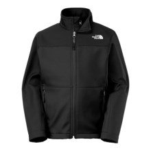 The North Face Apex Bionic Jacket (For Little and Big Boys) in Black - Closeouts