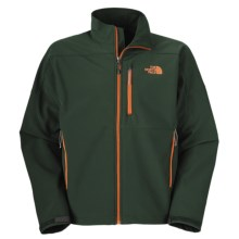 The North Face Apex Bionic Jacket - Soft Shell (For Men) in Noah Green - Closeouts