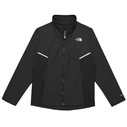 d839e47d22e9 The North Face Apex Bionic Soft Shell Jacket (For Boys) in Tnf Black