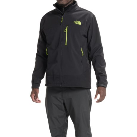 The North Face Apex Bionic Soft Shell Mens Jacket