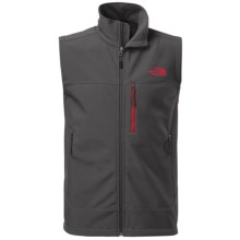 The North Face Apex Bionic Soft Shell Vest (For Men) in Asphalt Grey - Closeouts