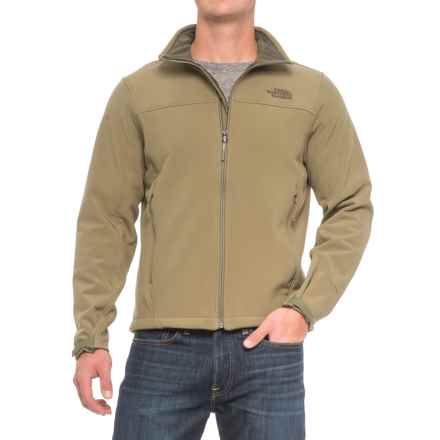 The North Face Apex Chromium Jacket (For Men) in Burnt Olive Green/Burnt Olive Green - Closeouts
