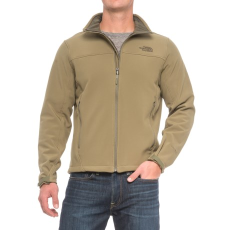 The North Face Apex Chromium Jacket (For Men) in Burnt Olive Green/Burnt Olive Green