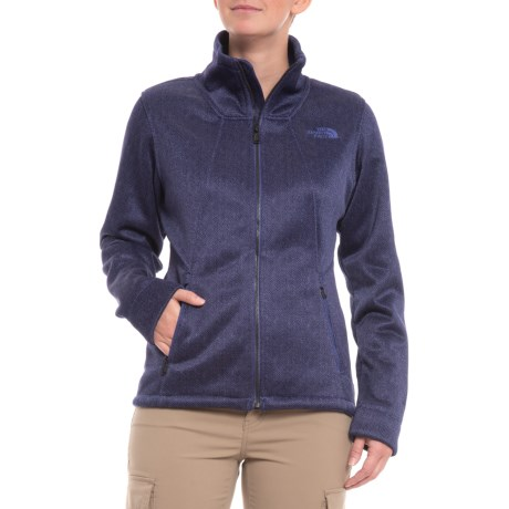 The North Face Apex Chromium Thermal Jacket (For Women) in Brt Navy Herringbone