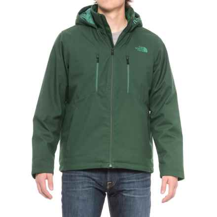 The North Face Apex Elevation PrimaLoft® Jacket - Insulated (For Men) in Darkest Spruce/Darkest Spruce - Closeouts