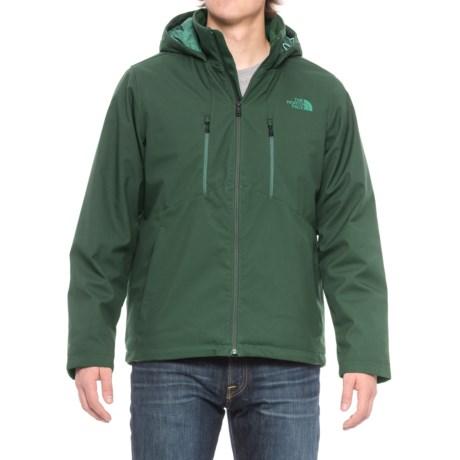 The North Face Apex Elevation PrimaLoft® Jacket - Insulated (For Men) in Darkest Spruce/Darkest Spruce
