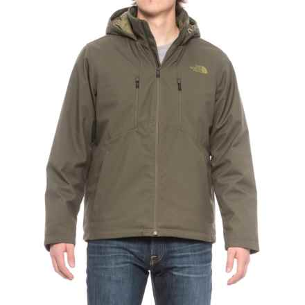 The North Face Apex Elevation PrimaLoft® Jacket - Insulated (For Men) in New Taupe Green/New Taupe Green - Closeouts