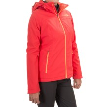 The North Face Apex Elevation PrimaLoft® Jacket - Insulated (For Women) in Melon Red - Closeouts