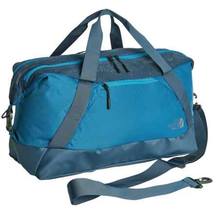 The North Face Apex Gym Duffel Bag - Medium in Banff Blue/Blue Aster - Closeouts
