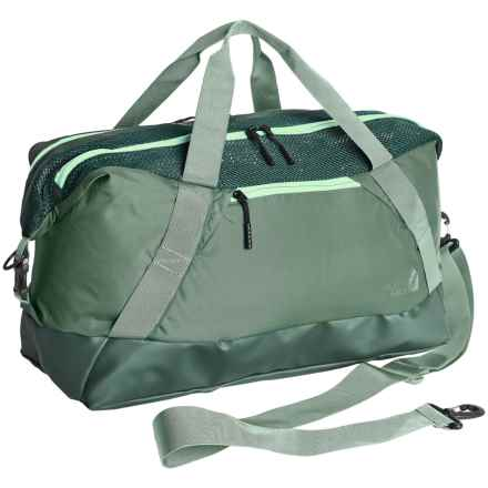 The North Face Apex Gym Duffel Bag - Medium in Subtle Green/Balsam Green - Closeouts
