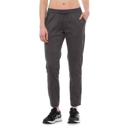 The North Face Aphrodite Motion FlashDry® Pants (For Women) in Graphite Grey - Closeouts
