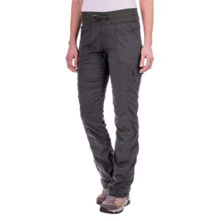 The North Face Aphrodite Pants (For Women) in Graphite Grey - Closeouts