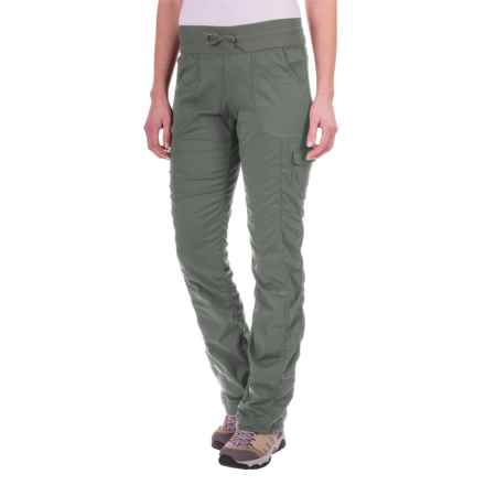 The North Face Aphrodite Pants (For Women) in Sedona Sage Grey - Closeouts