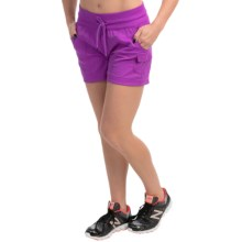 The North Face Aphrodite Shorts (For Women) in Magic Magenta - Closeouts