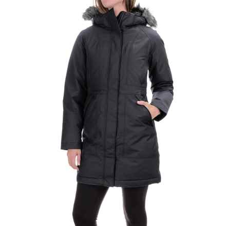 The North Face Arctic Down Parka - Waterproof, 550 Fill Power (For Women) in Tnf Black/Tnf Black - Closeouts