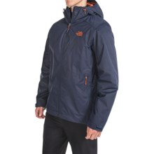 The North Face Arrowood Triclimate® Jacket - Waterproof, 3-in-1 (For Men) in Cosmic Blue/Cosmic Blue - Closeouts