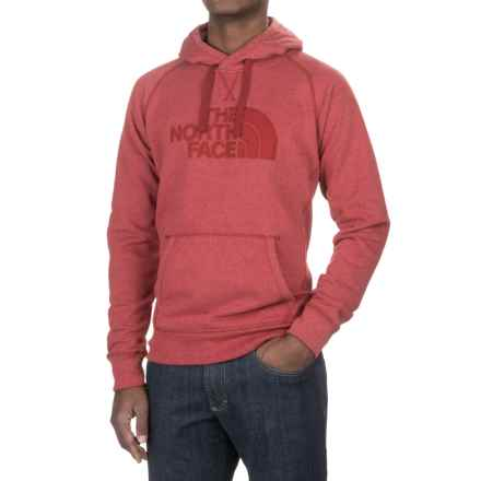 The North Face Avalon Hoodie (For Men) in Biking Red Heather/Biking Red - Closeouts