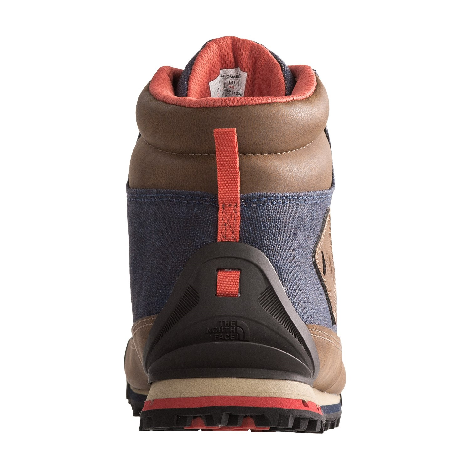 berkeley men The north face back to berkeley redux leather boots blend old-school outdoor aesthetics with new-school tech primaloft® insulation and hydroseal waterproof membranes take it back to the.