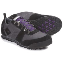 The North Face Back-to-Berkeley Low Down Boots - Waterproof (For Men) in Tnf Black/Dark Shadow Grey - Closeouts