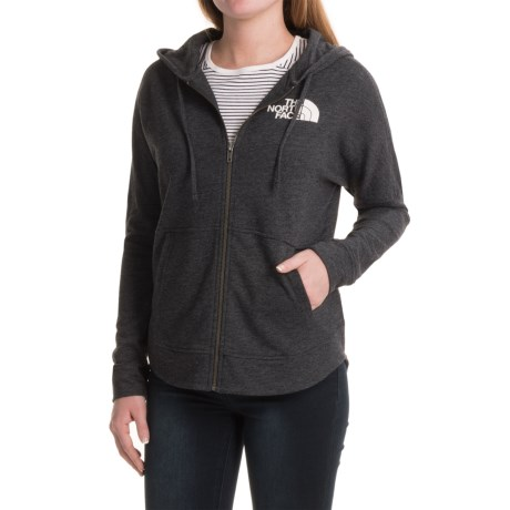 The North Face Backyard Hoodie - Full Zip (For Women)