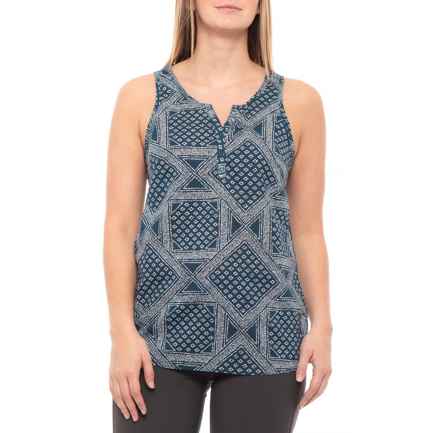 191d8b071 The North Face Barilles Tank Top - Organic Cotton (For Women)