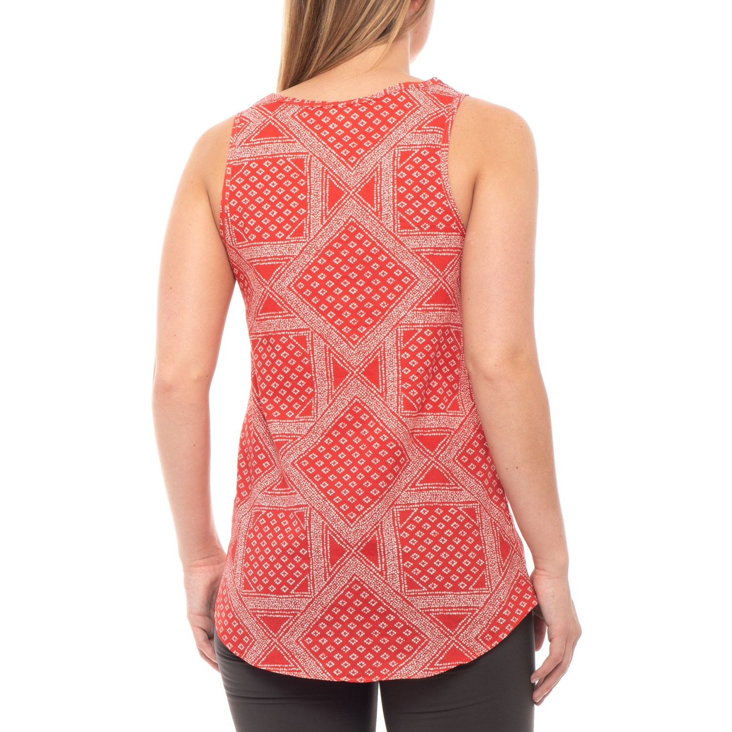 5e9686c62 The North Face Barilles Tank Top - Organic Cotton (For Women)