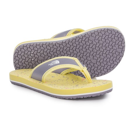 85d879501ff841 The North Face Base Camp Flip-Flops (For Girls)
