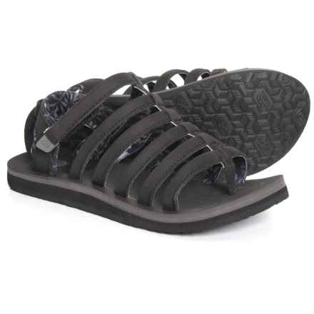 203f6b6f8e2c8 The North Face Base Camp Plus Gladi II Sandals (For Women) in Tnf Black