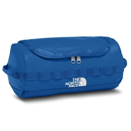 The North Face Base Camp Travel Canister - Large in Turkish Sea - Closeouts f839c848d6a25