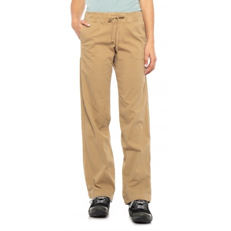 3140ede90a1d The North Face Basin Pants - Organic Cotton (For Women) in Kelp Tan