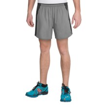 "The North Face Better Than Naked 5"" Shorts - Built-In Brief (For Men) in Monument Grey/Asphalt Grey - Closeouts"