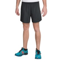 "The North Face Better Than Naked 5"" Shorts - Built-In Brief (For Men) in Tnf Black - Closeouts"