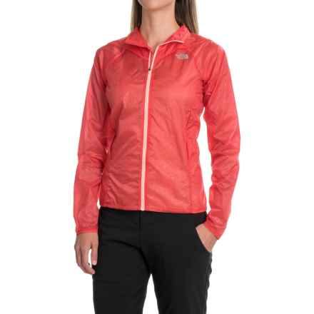 The North Face Better than Naked Jacket (For Women) in Cayenne Red - Closeouts