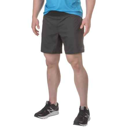 The North Face Better than Naked Long Haul Shorts - Built-In Liner (For Men) in Tnf Black - Closeouts