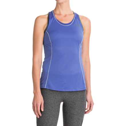 The North Face Better than Naked Singlet Top - UPF 15 (For Women) in Amparo Blue - Closeouts
