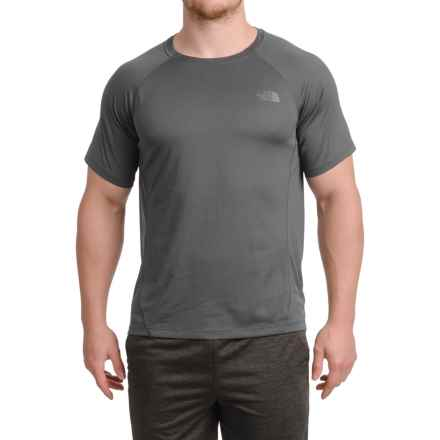 The North Face Better than Naked T-Shirt - Short Sleeve (For Men) in Asphalt Grey - Closeouts
