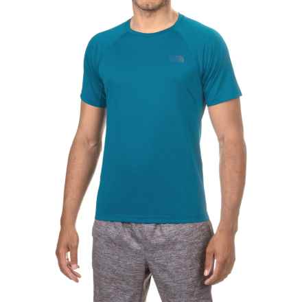 The North Face Better than Naked T-Shirt - Short Sleeve (For Men) in Banff Blue - Closeouts
