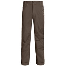 The North Face Bishop Pants - UPF 50 (For Men) in Weimaraner Brown - Closeouts